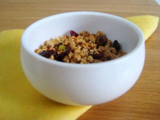 The FODMAP Foodie: FODMAP Granola Recipe