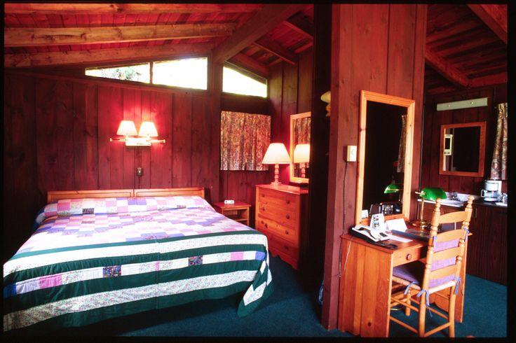Liscombe Lodge Accommodations