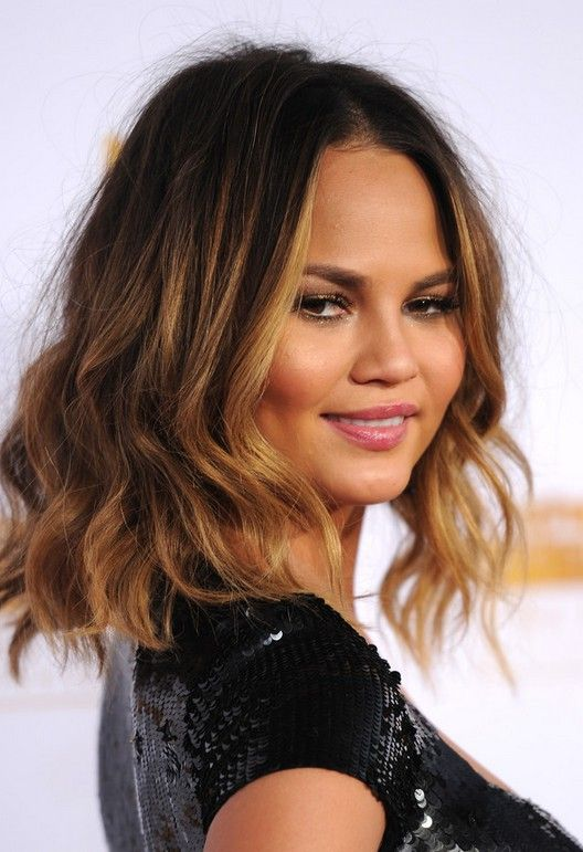 Best 25+ Medium wavy bob ideas on Pinterest | Medium wavy ...