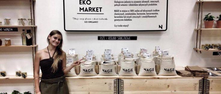 W stolicy powstał sklep z żywnością bez opakowań