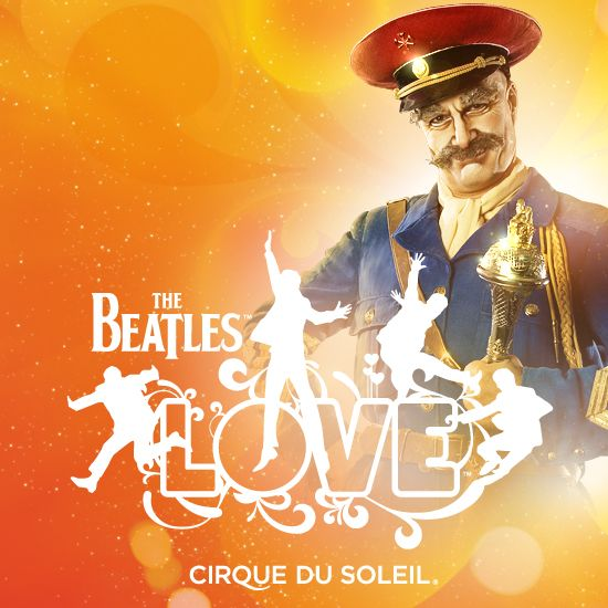 Offers | The Beatles LOVE (Las Vegas, NV) | Cirque du Soleil. This is on my bucket list for sure!
