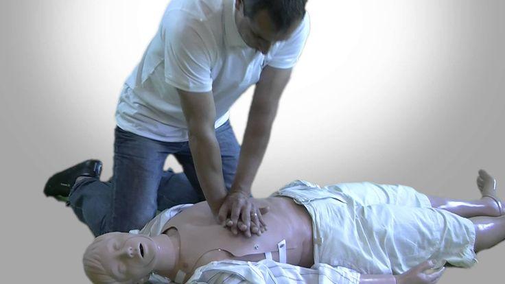 YLEA - OBSTRUCTION TOTALE - Gestes de premier secours en vidéo
