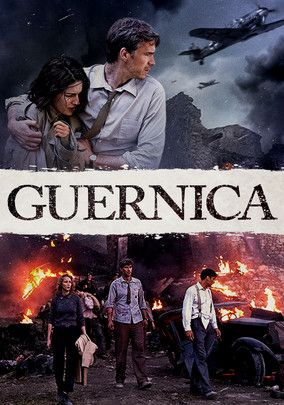 Guernica on DVD Netflix rental available 8/2/2016 http://dvd.netflix.com/Movie/Guernica/80113108 Details on what's in the DVD http://j-entonline.com/blu-ray-dvd-reviews/dvd-reviews-film-tv/guernica-a-j-ent-dvd-review/