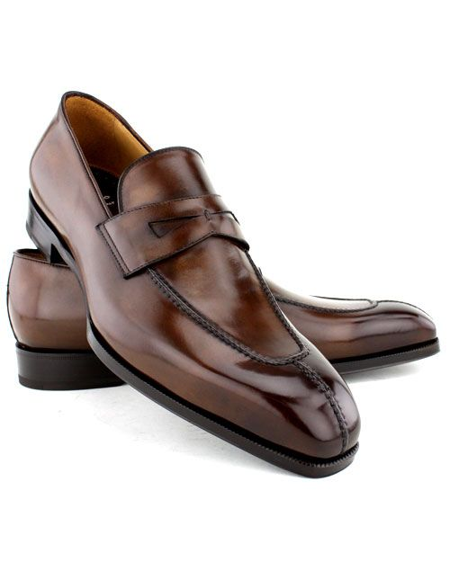 Marc Anthony Brown Dress Shoes