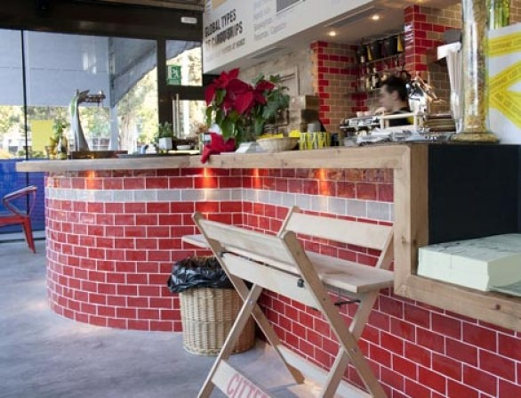 Los Soprano, pizzeria italiana, Barcellona