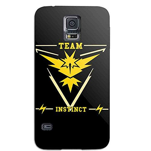 Pokemon GO Team Instinct for Iphone and Samsung Galaxy Ca…
