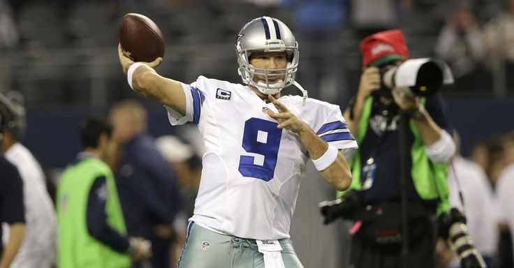 Cowboys Restructure Romo's Contract, Freeing Up Roughly $13 Million In Cap Space | Dallas Cowboys