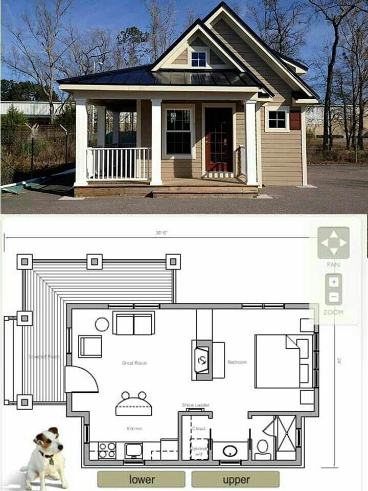I Pinimg Com 736x D6 Bb 4e D6bb4e5be18840a756e8d55cb73a9720 Jpg Small House Plans Small House Tiny House Plans