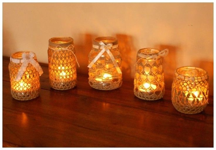 23 HandMade Dekoracyjny ŚWIECZNIK Lampion Wazonik LEN Latarenka Tealight – Sztum – 157390058 | Gumtree
