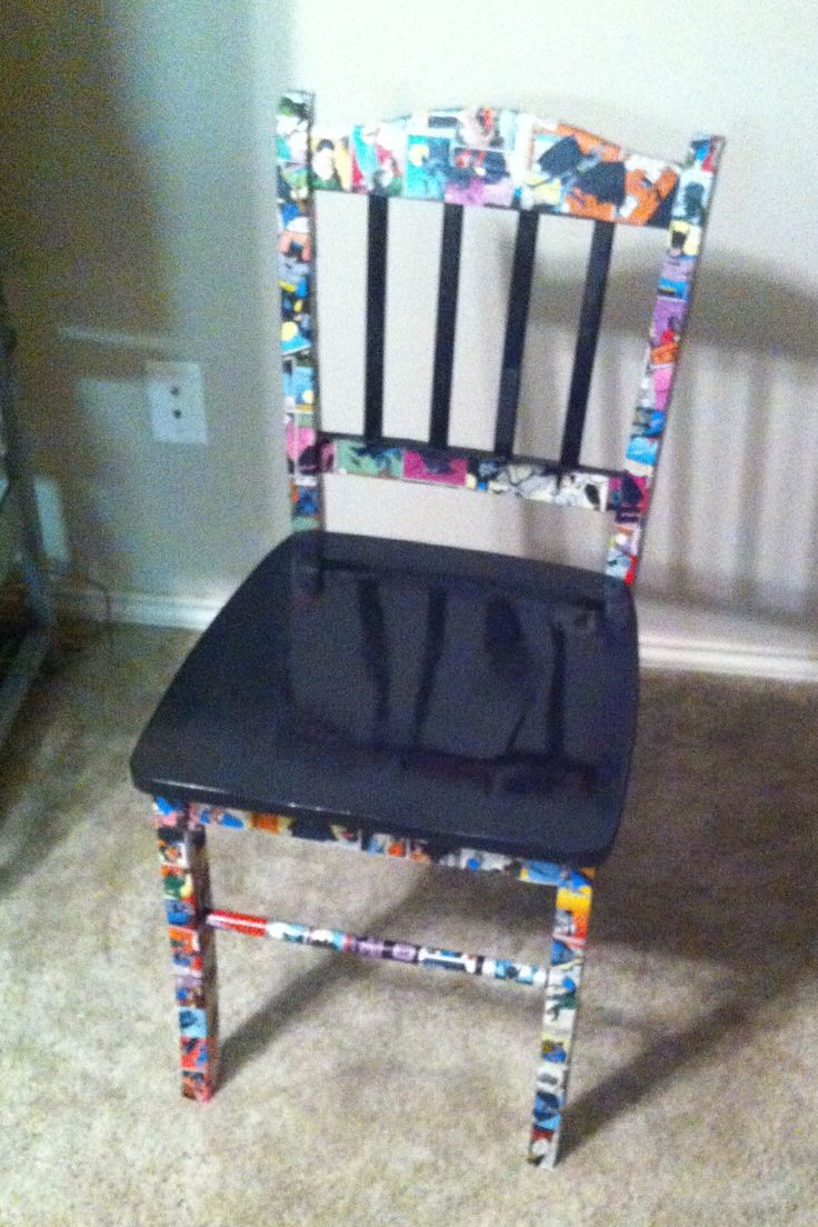 1000 images about julians room on pinterest comic books for Chair for boys room