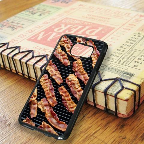 Baked Bacon Samsung Galaxy S6 Edge Plus Case