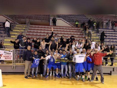 La Dynamic Venafro festeggia a Taranto la salvezza diretta in Serie B