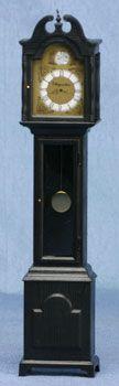 Grandfather Clock Kit, Brown