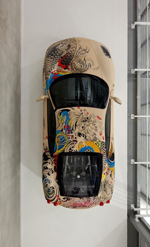 Cool car modification