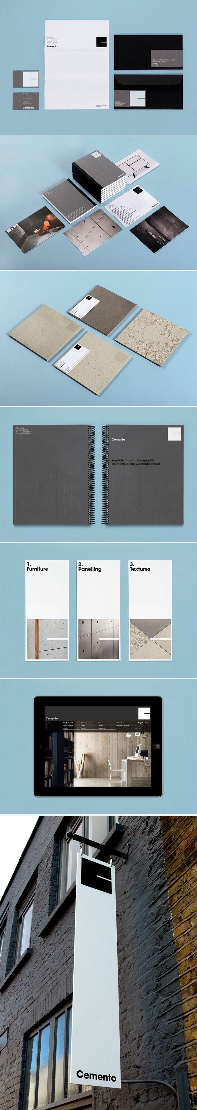 Cemento Brand ID