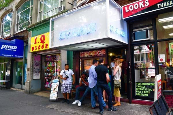 BaoHaus NYC - Best pork bun sandwiches!