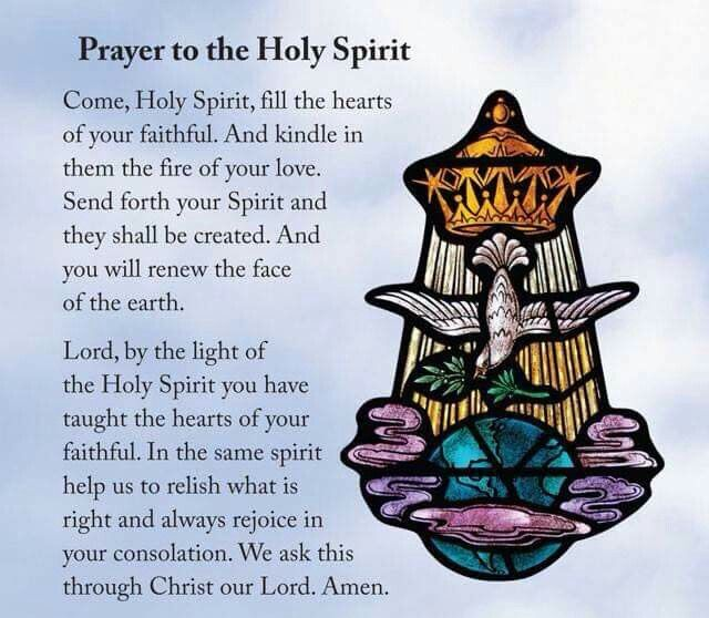 pentecost activities year 1