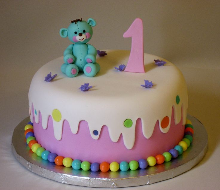 g 226 teau b 233 b 233 ourson 1 an from gateaux sur mesure cake design ateliers p 226 te 224 sucre