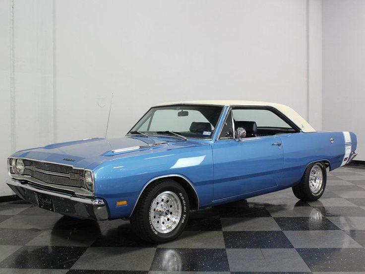 #DailyDrive - 1969 Dodge Dart #ThrowBackThursday #tbt https://www.carsforsale.com/dodge-dart-for-sale-C136942