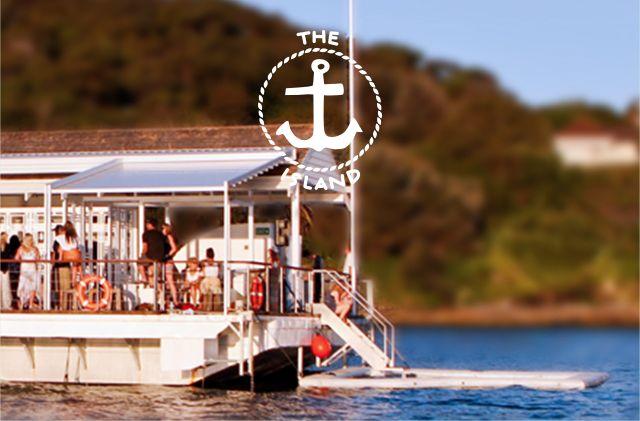 The Island bar | Sydney Harbour