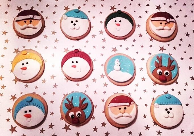 Christmas cookies - Cake by ggr