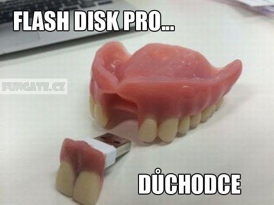 Flash disk pro..