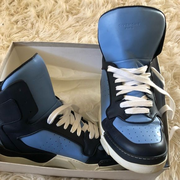 Top Sneakers Givenchy Tyson II Blue