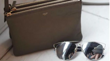 Get the look for less: Céline Trio