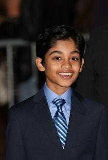 Rohan Chand (Lone Survivor) this child is gorgeous!