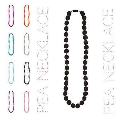 http://www.ruggabub.com.au/for-mum/jsd-pea-necklace/ Jellystone Designs Pea Necklace silicone necklaces are the ultimate fashion accessory.