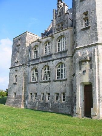 château de Crazannes. Poitou-Charentes