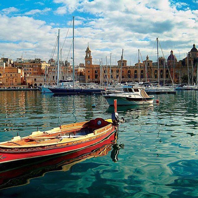 Grand Harbour Marina, Malta #VisitMalta #Travel #Explore