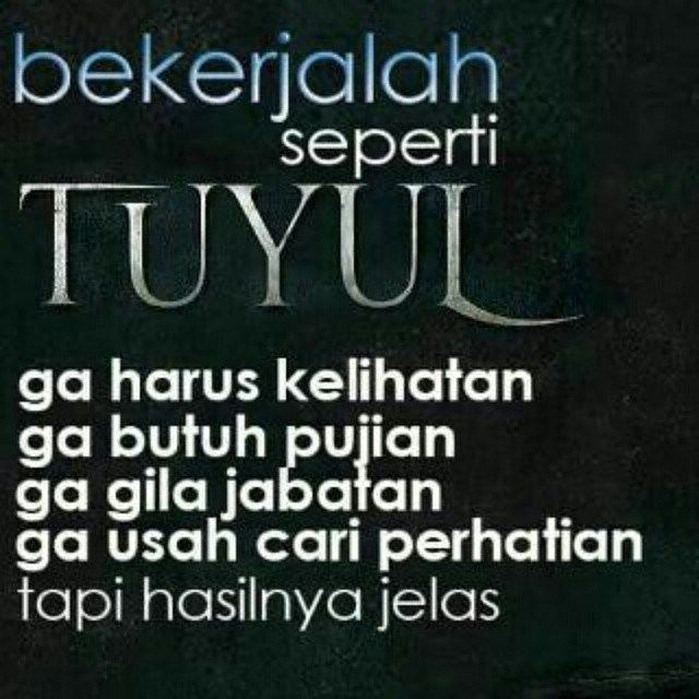 87 best Quotes in Indonesian images on Pinterest  Allah