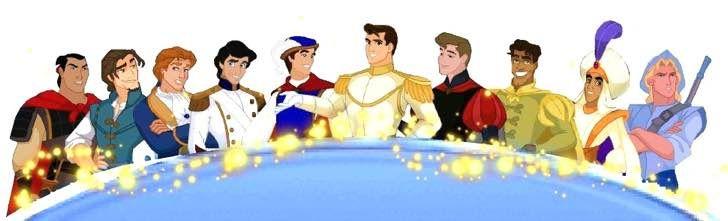 En la vida real así se ven los 7 príncipes de Disney que nos cautivaron en la infancia