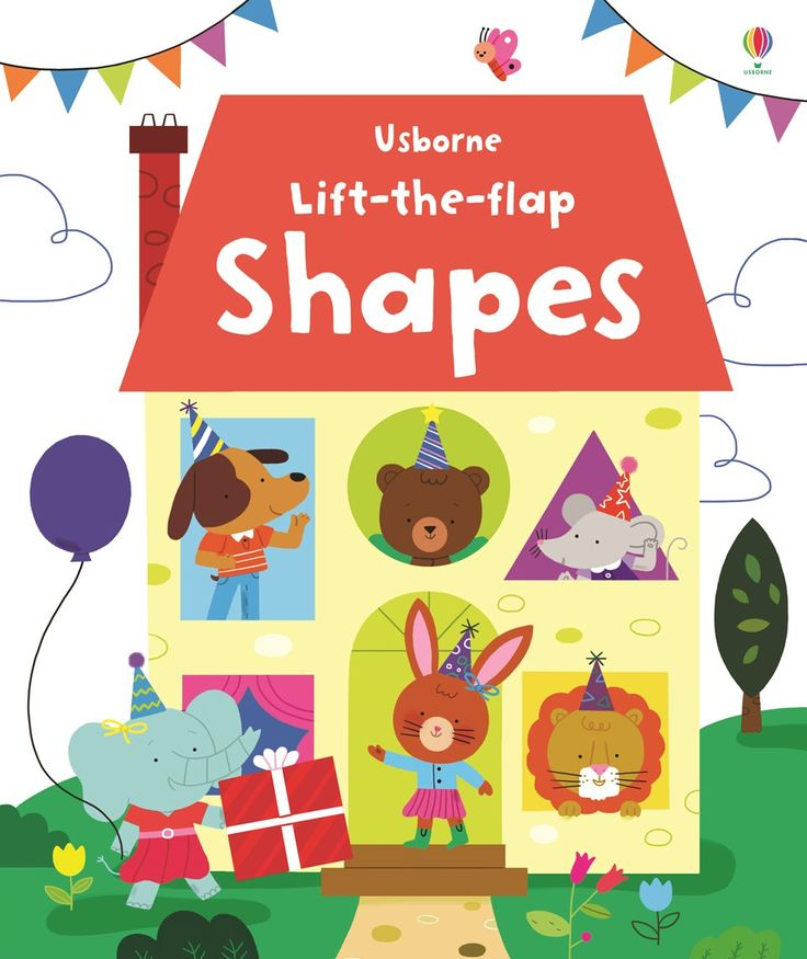 "Find out more about ""Lift-the-flap shapes"", write a review or buy online."