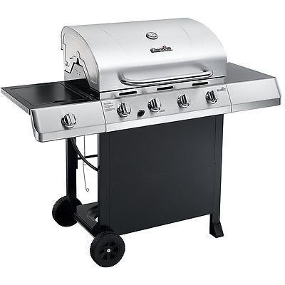 [$224.99 save 36%] Char-Broil Classic 4-Burner Gas Grill w/ Side Burner Stainless Steel 463436215 #LavaHot http://www.lavahotdeals.com/us/cheap/char-broil-classic-4-burner-gas-grill-side/194508?utm_source=pinterest&utm_medium=rss&utm_campaign=at_lavahotdealsus