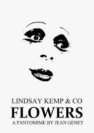 lindsay kemp flowers - locandina - teatro