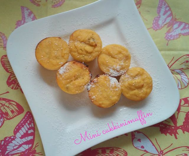 Megfőzlek...: Mini cukkinimuffin