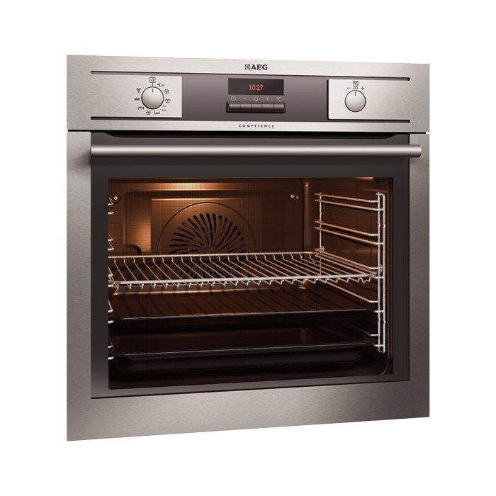 AEG 60cm 9 function oven (model BE5013001M)  for sale at L & M Gold Star (2584 Gold Coast Highway, Mermaid Beach, QLD). Don't see the AEG product that you want on this board? No worries, we can order it in for you!