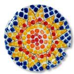 Mosaic  http://crockadoodle.com/idea-gallery/