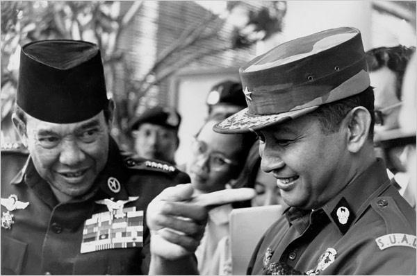 Soekarno-Soeharto