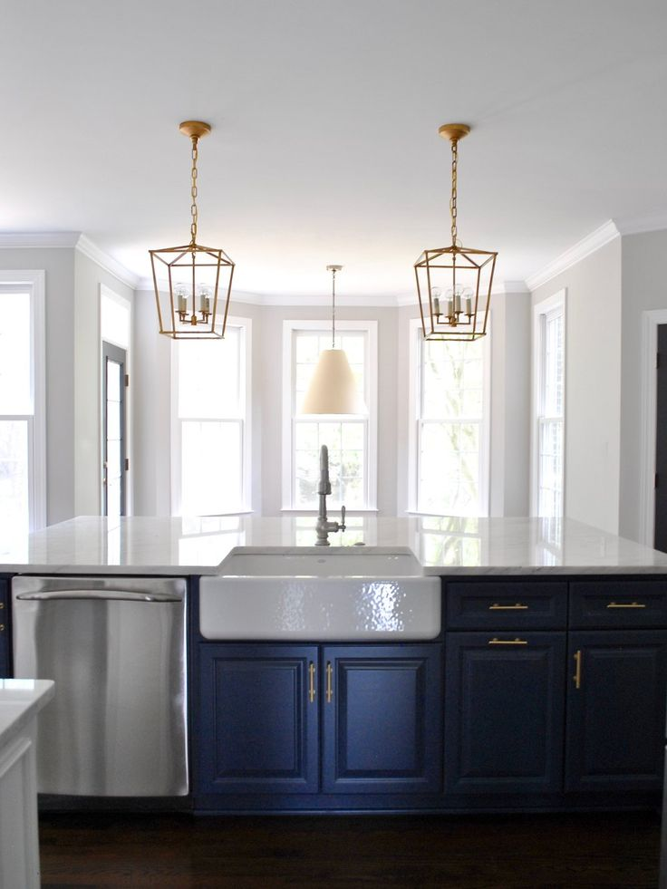 Superior Christian Ray Interiors   Brushed Brass Kitchen Remodel