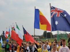 Go Global: resources on the Olympic Truce: promoting friendship, respect and understanding across the world through sport and culture.