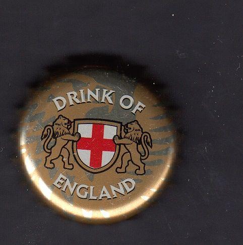 BEER CAP CROWN KRONKORKEN UK ENGLAND