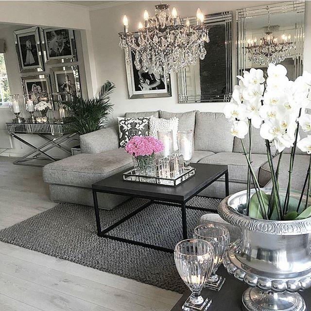 25 Classy And Cheerful Pink Room Decor Ideas: Best 25+ Elegant Living Room Ideas On Pinterest