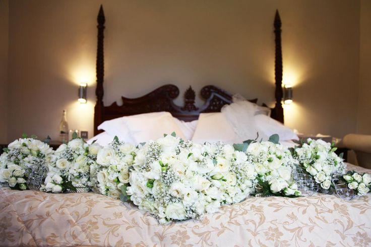 Bridal Party Flowers #BijouRealWedding #Wedding #WeddingVenue #HistoricVenue #RomanticVenue #GrandVenue #Buckinghamshire #Oxfordshire #DreamWedding #BijouWeddingVenue #WeddingFlowers #BridalBouquet #Bouquet #Flowers #WhiteFlowers #WhiteBouquet