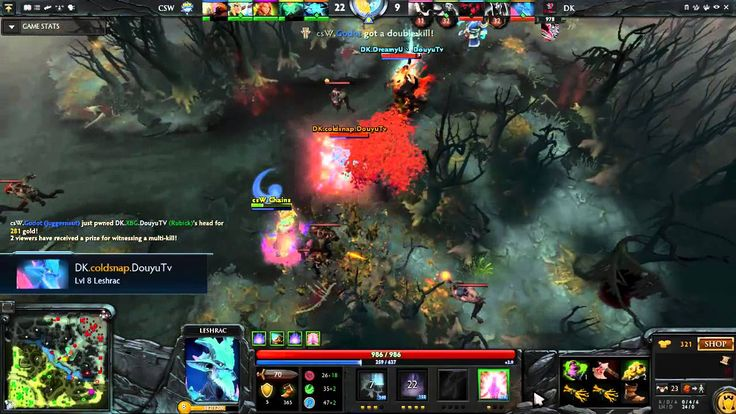 Dota 2 Can't Say Wips Victory Vs DK
