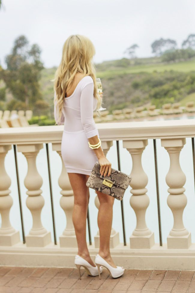 Golden White Décor- California Fashion and Design Inspiration: Flirting with Champagne