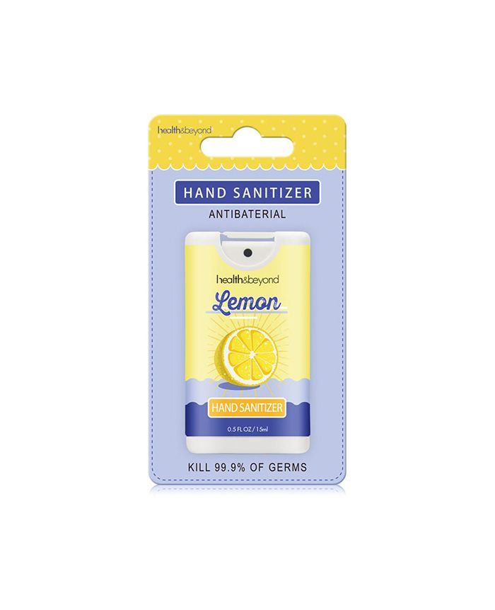 15ml Lemon Instant Handsanitizerspray Wholesale Hand Sanitizer
