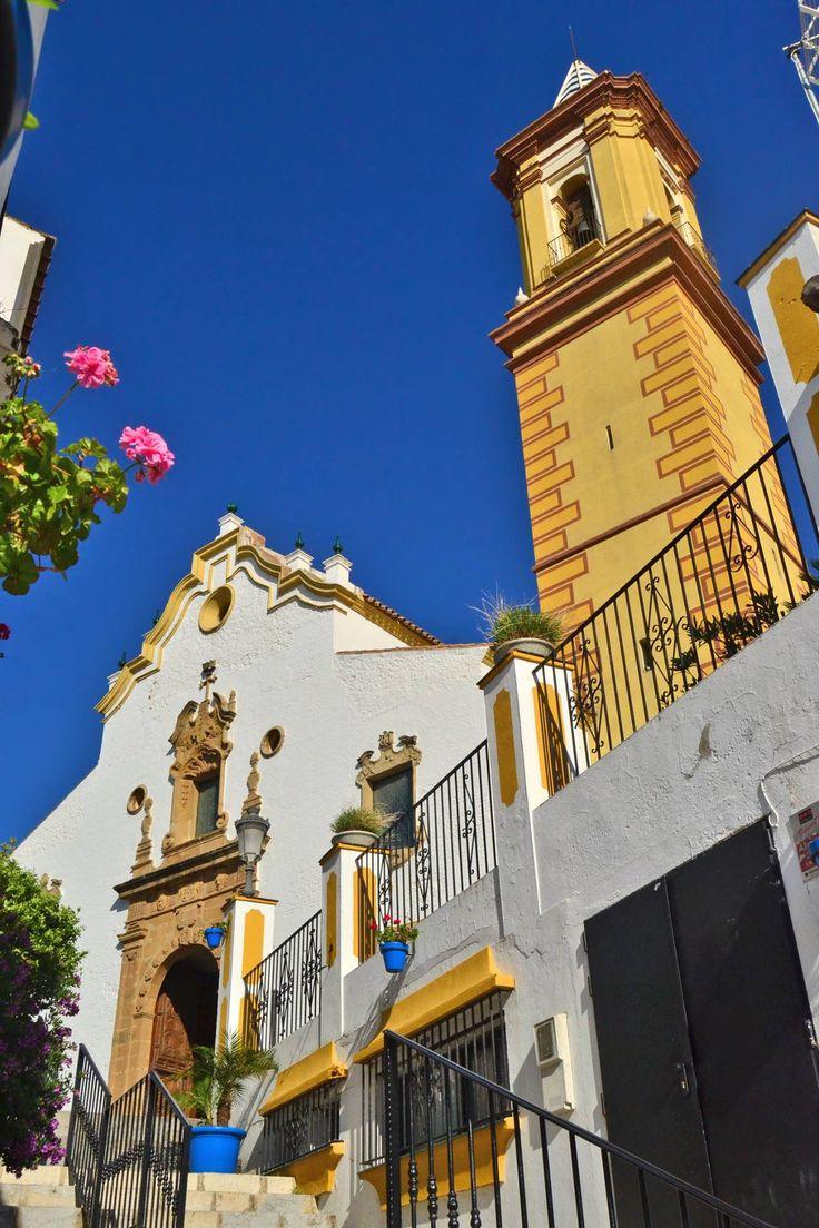 Iglesia de Los Remedios, Estepona, Costa del Sol, Málaga, Spain